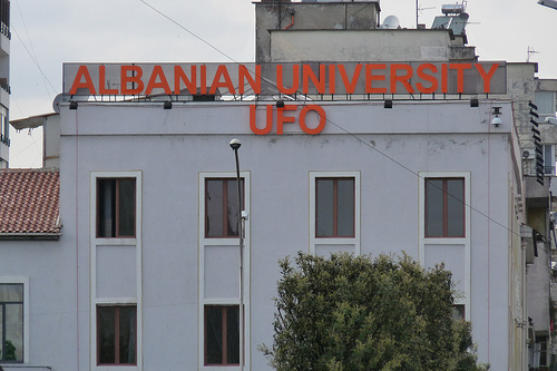 Splurge of universities in Albania and the region