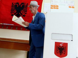 Albanian elections 2013