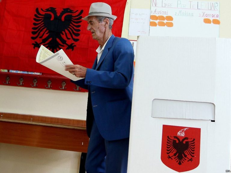 An author's insight into the looming elections crisis in Albania