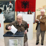 Another view of these Albanian parliamentary elections