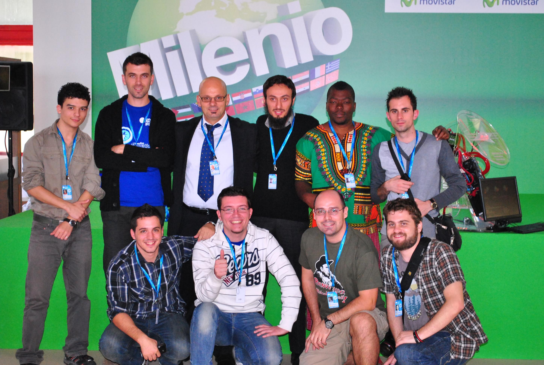 Campus Party - Campuseros (photo)