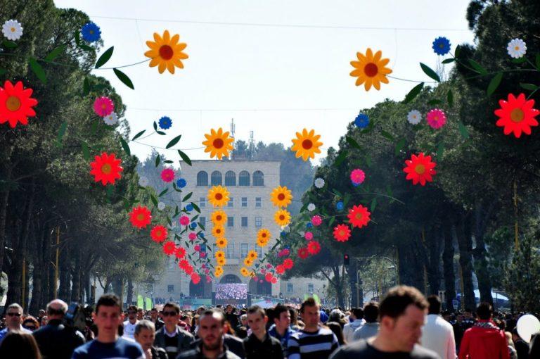 Happy national holidays Albania