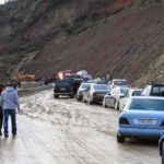 Landslide-induced Adventure in Southern Albania