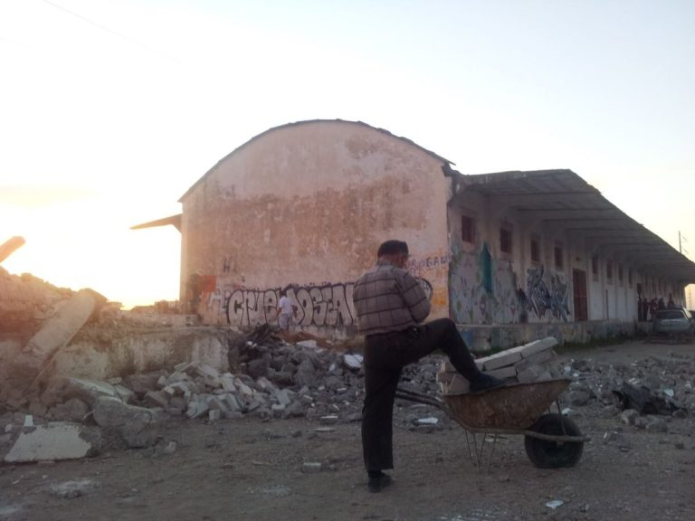 The precarious state of things in Albania