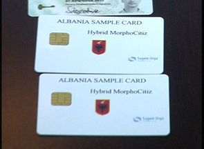 Albanian Identity Cards