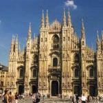 On My Way to Milan!