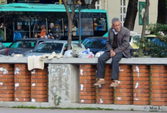 Poverty has many faces - (c) Mia